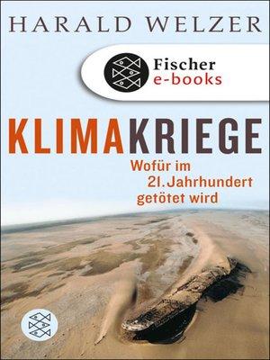 cover image of Klimakriege