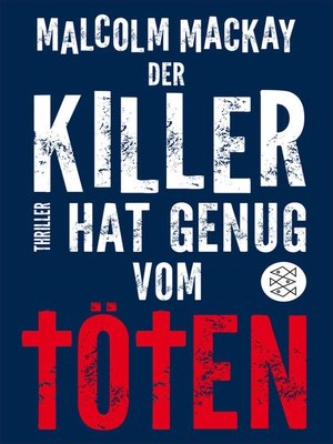 cover image of Der Killer hat genug vom Töten