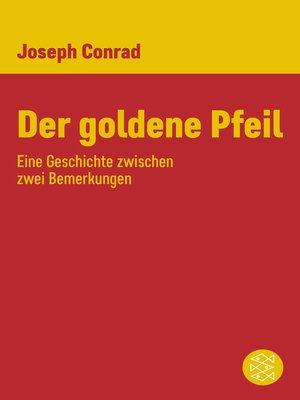 cover image of Der goldene Pfeil
