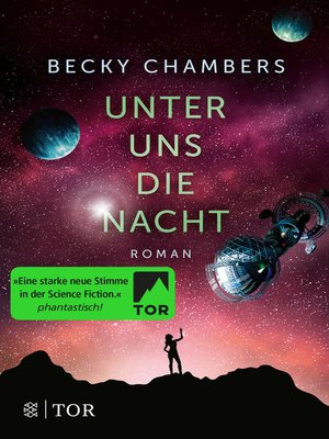 cover image of Unter uns die Nacht