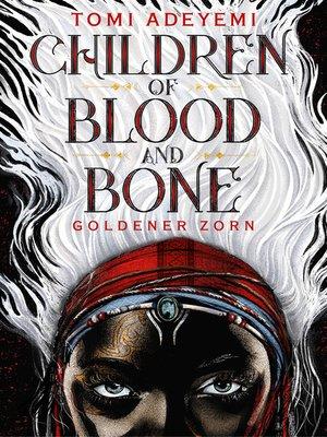 cover image of Goldener Zorn