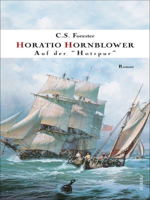 cover image of Hornblower auf der » Hotspur «