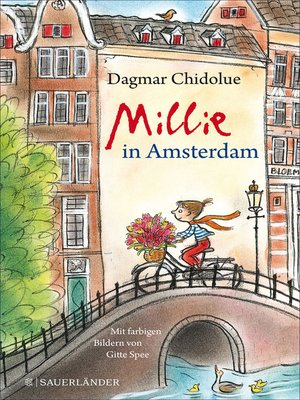 cover image of Millie in Amsterdam