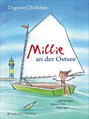 cover image of Millie an der Ostsee