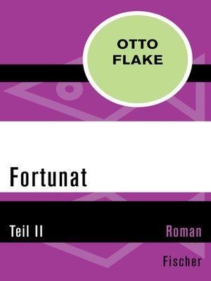 cover image of Fortunat