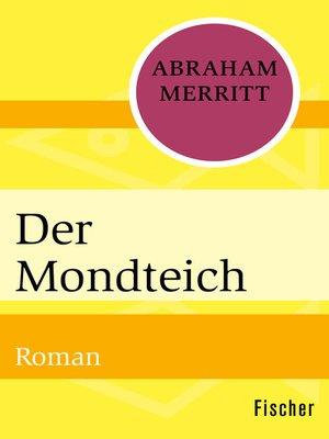 cover image of Der Mondteich