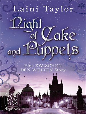 cover image of Night of Cake and Puppets