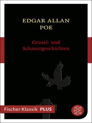 cover image of Grusel- und Schauergeschichten