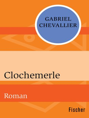 cover image of Clochemerle