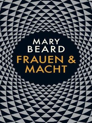 cover image of Frauen und Macht