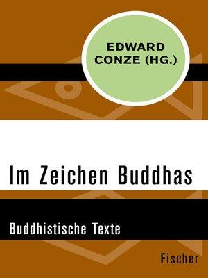 cover image of Im Zeichen Buddhas