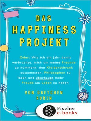 cover image of Das Happiness-Projekt
