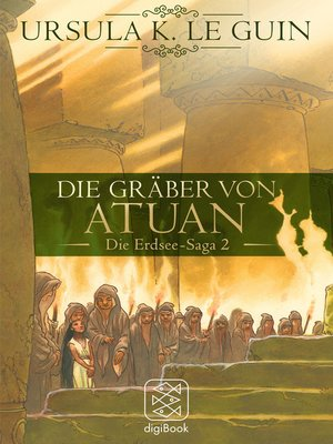 cover image of Die Gräber von Atuan