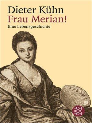 cover image of Frau Merian!