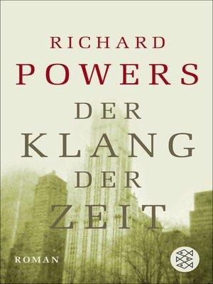 cover image of Der Klang der Zeit
