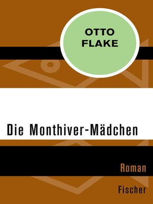 cover image of Die Monthiver-Mädchen