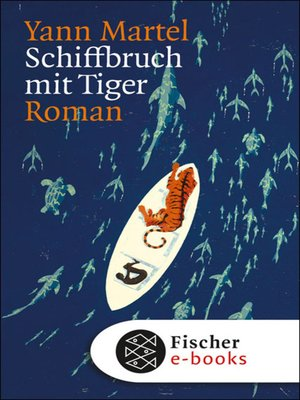 cover image of Schiffbruch mit Tiger