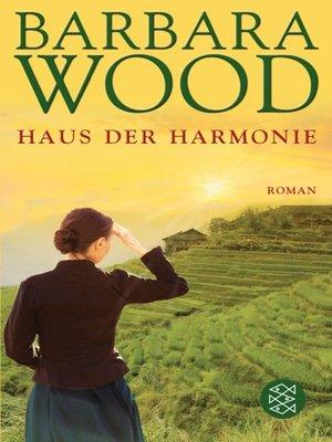 cover image of Das Haus der Harmonie
