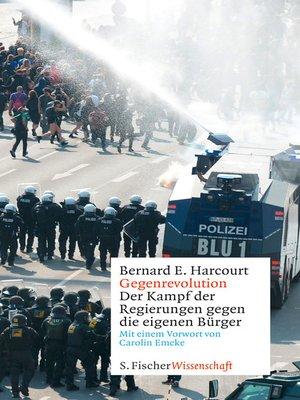 cover image of Gegenrevolution