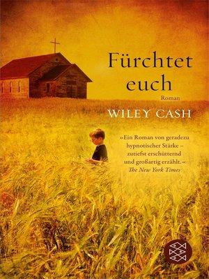 cover image of Fürchtet euch