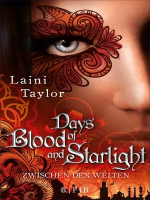 cover image of Days of Blood and Starlight