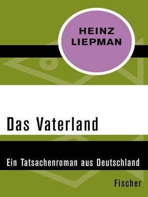 cover image of Das Vaterland