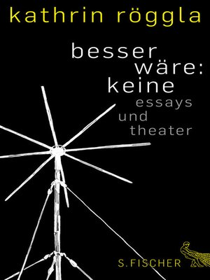 cover image of besser wäre