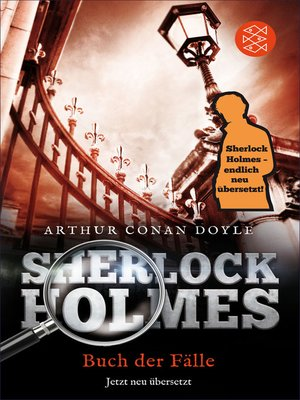 cover image of Sherlock Holmes' Buch der Fälle