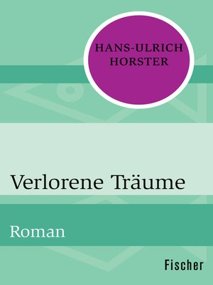 cover image of Verlorene Träume