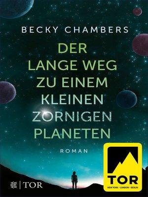 cover image of Der lange Weg zu einem kleinen zornigen Planeten