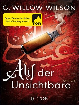 cover image of Alif der Unsichtbare