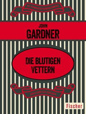 cover image of Die blutigen Vettern