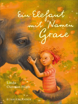 cover image of Ein Elefant mit Namen Grace