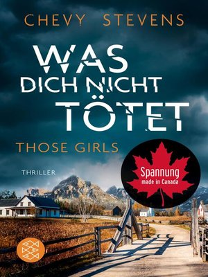 cover image of Those Girls – Was dich nicht tötet