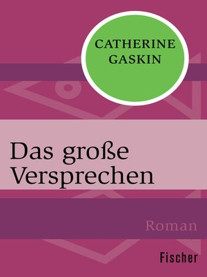 cover image of Das große Versprechen