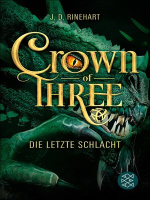 cover image of Crown of Three – Die letzte Schlacht (Bd. 3)