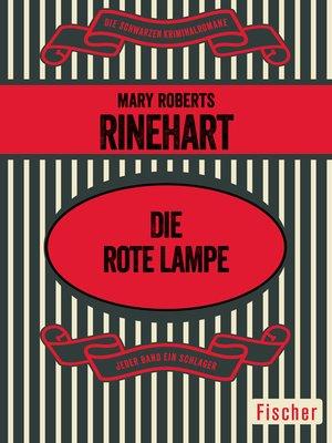 cover image of Die rote Lampe