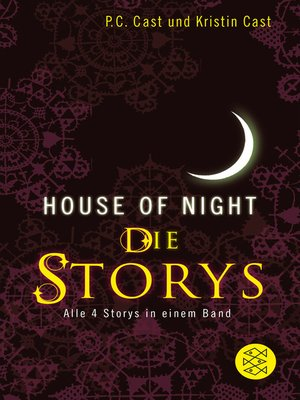 cover image of House-of-Night--Die Storys