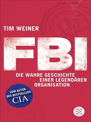 cover image of FBI