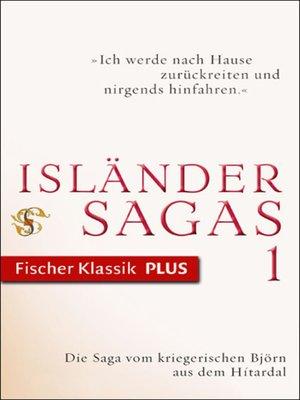 cover image of Die Saga vom kriegerischen Björn aus dem Hítardal