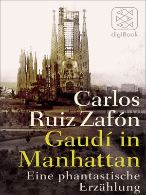 cover image of Gaudí in Manhattan