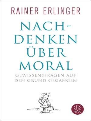 cover image of Nachdenken über Moral