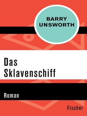 cover image of Das Sklavenschiff