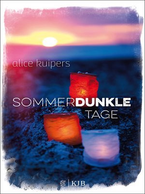 cover image of Sommerdunkle Tage