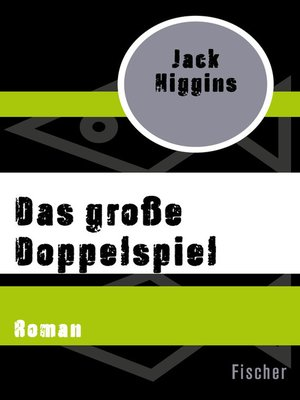 cover image of Das große Doppelspiel