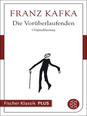 cover image of Die Vorüberlaufenden