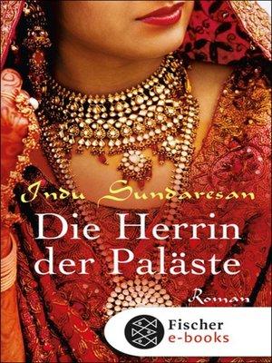 cover image of Die Herrin der Paläste