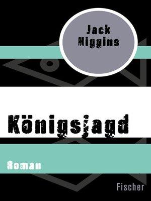 cover image of Königsjagd