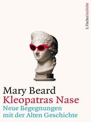 cover image of Kleopatras Nase