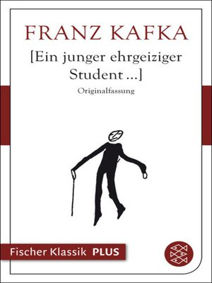 cover image of Ein junger ehrgeiziger Student...